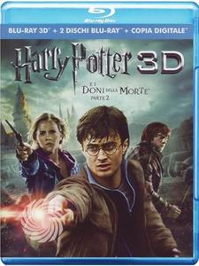 Harry Potter e i doni della morte - Parte 2 - Blu-Ray  3D - MediaWorld.it