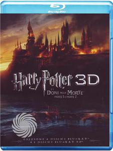Harry Potter e i doni della morte - Parte 1&2 - Blu-Ray  3D - MediaWorld.it