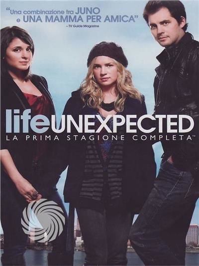 Life unexpected - DVD - Stagione 1 - thumb - MediaWorld.it