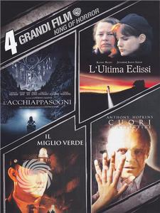 4 grandi film - King of horror - DVD - thumb - MediaWorld.it