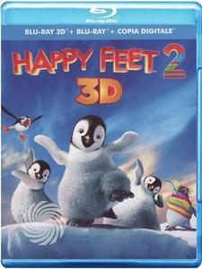 Happy feet 2 - Blu-Ray  3D - MediaWorld.it