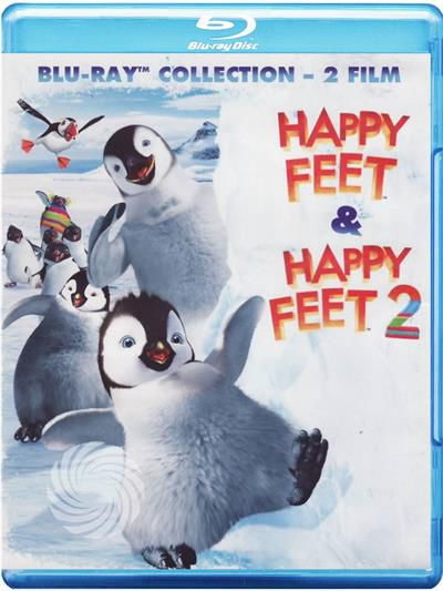Happy feet + Happy feet 2 - Blu-Ray - thumb - MediaWorld.it