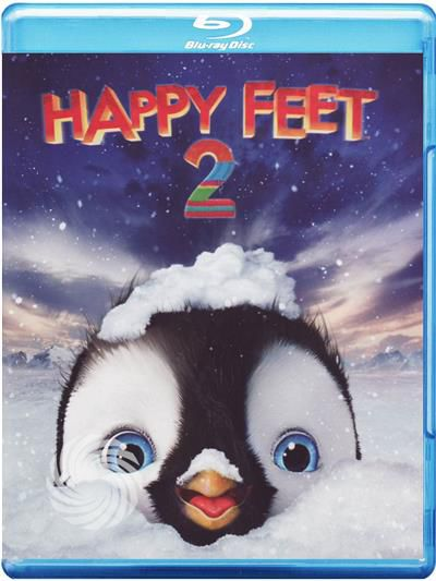 Happy feet 2 - Blu-Ray - thumb - MediaWorld.it