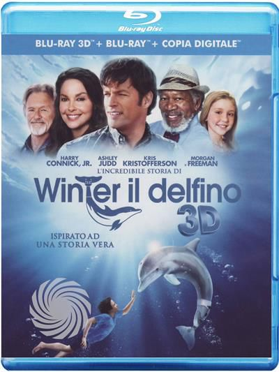 L'incredibile storia di Winter il delfino - Blu-Ray  3D - thumb - MediaWorld.it