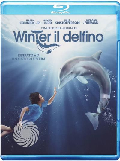 L'incredibile storia di Winter il delfino - Blu-Ray - thumb - MediaWorld.it