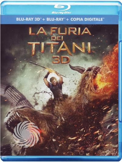 La furia dei titani - Blu-Ray  3D - thumb - MediaWorld.it
