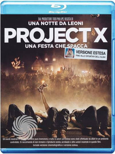 Project X - Una festa che spacca - Blu-Ray - thumb - MediaWorld.it
