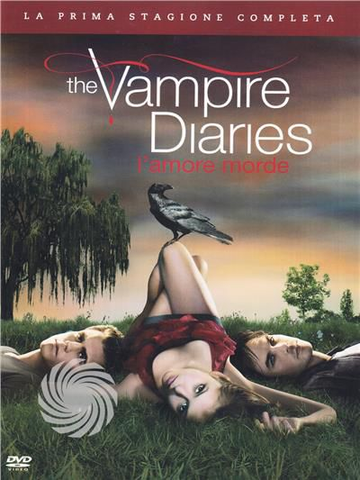 The vampire diaries - L'amore morde - DVD - Stagione 1 - thumb - MediaWorld.it