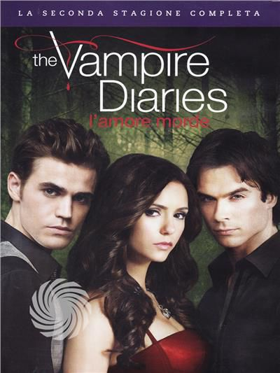 The vampire diaries - L'amore morde - DVD - Stagione 2 - thumb - MediaWorld.it