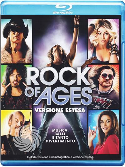 Rock of ages - Blu-Ray - thumb - MediaWorld.it