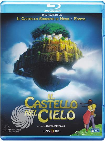 Il castello nel cielo - Blu-Ray - thumb - MediaWorld.it
