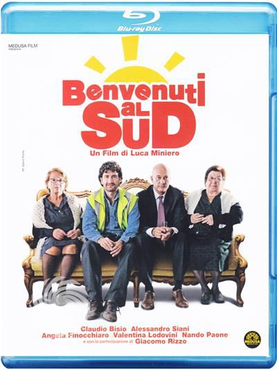 Benvenuti al Sud - Blu-Ray - thumb - MediaWorld.it