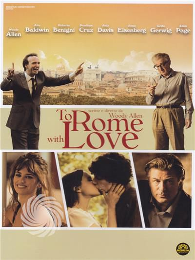 To Rome with love - DVD - thumb - MediaWorld.it