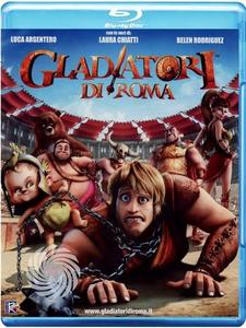 Gladiatori di Roma - Blu-Ray - thumb - MediaWorld.it