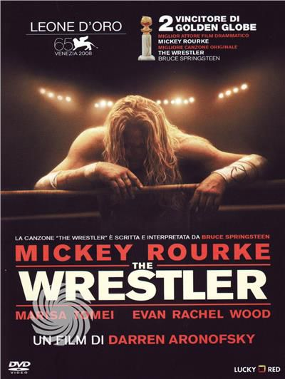 The wrestler - DVD - thumb - MediaWorld.it
