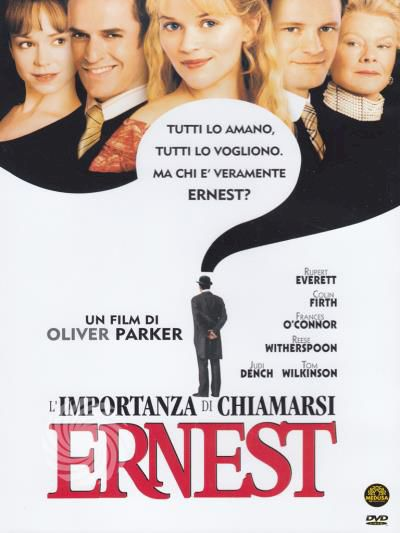 L'importanza di chiamarsi Ernest - DVD - thumb - MediaWorld.it