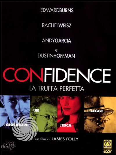 Confidence - La truffa perfetta - DVD - thumb - MediaWorld.it