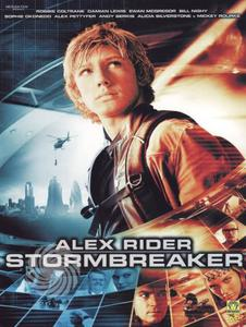 Alex Rider - Stormbreaker - DVD - thumb - MediaWorld.it