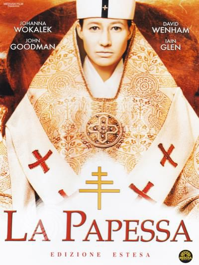 La papessa - DVD - thumb - MediaWorld.it