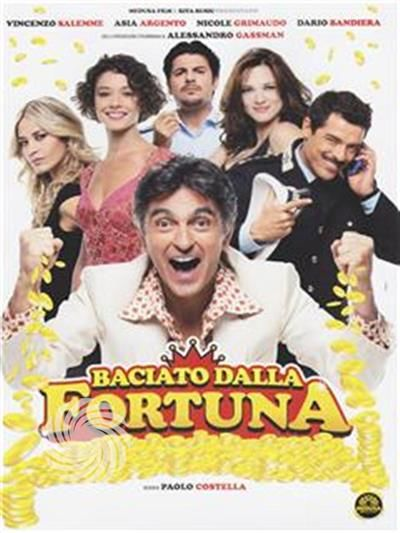 Baciato dalla fortuna - DVD - thumb - MediaWorld.it