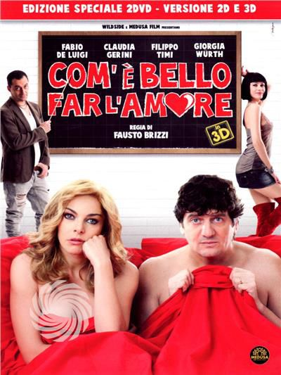 Com'è bello far l'amore - DVD  3D - thumb - MediaWorld.it
