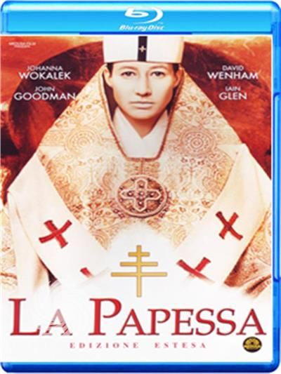 La papessa - Blu-Ray - thumb - MediaWorld.it