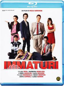 Immaturi - Blu-Ray - thumb - MediaWorld.it