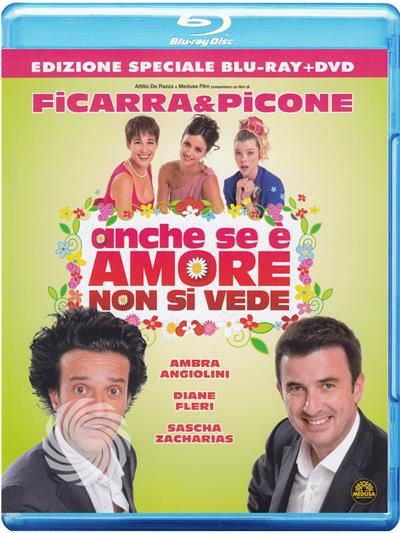 Anche se è amore non si vede - Blu-Ray - thumb - MediaWorld.it