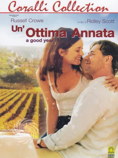 Un'ottima annata - A good year - DVD - thumb - MediaWorld.it