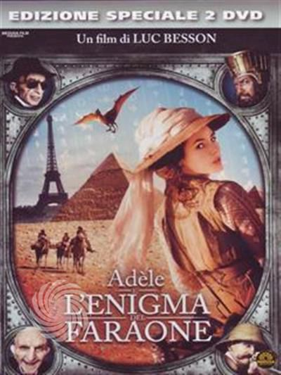 Adele e l'enigma del faraone - DVD - thumb - MediaWorld.it