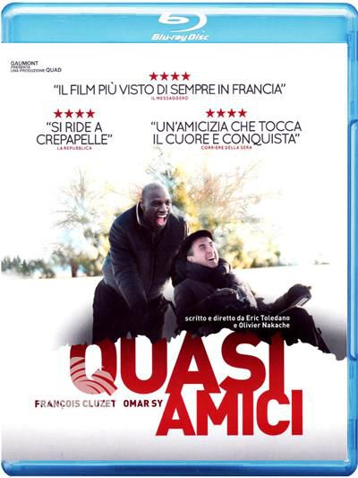 Quasi amici - Blu-Ray - thumb - MediaWorld.it