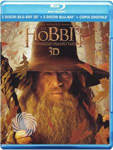 Lo Hobbit - Un viaggio inaspettato - Blu-Ray  3D - thumb - MediaWorld.it