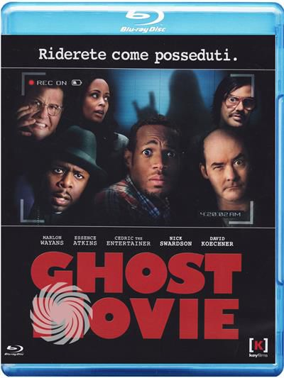 Ghost movie - Blu-Ray - thumb - MediaWorld.it