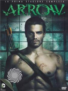 Arrow - DVD - Stagione 1 - thumb - MediaWorld.it