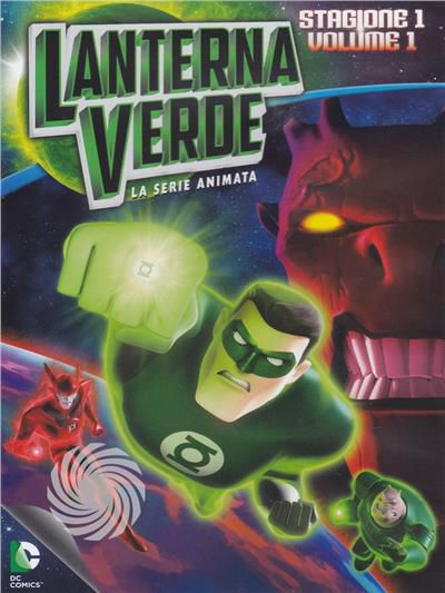 Lanterna verde - DVD - Stagione 1 - thumb - MediaWorld.it