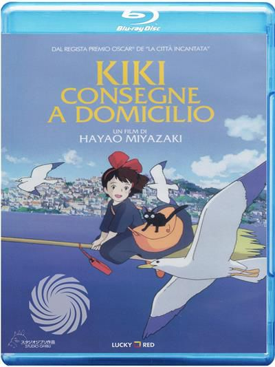 Kiki - Consegne a domicilio - Blu-Ray - thumb - MediaWorld.it