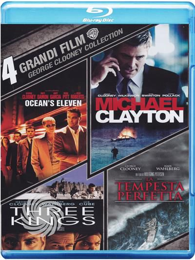 4 grandi film - George Clooney collection - Blu-Ray - thumb - MediaWorld.it