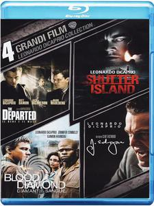 4 grandi film - Leonardo di Caprio collection - Blu-Ray - thumb - MediaWorld.it
