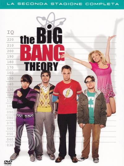 The big bang theory - DVD - Stagione 2 - thumb - MediaWorld.it
