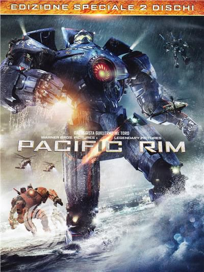 Pacific Rim - DVD - thumb - MediaWorld.it
