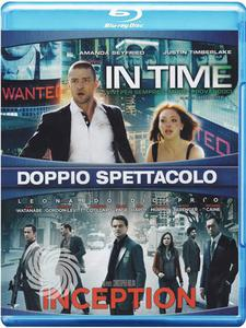 In time + Inception - Blu-Ray - thumb - MediaWorld.it