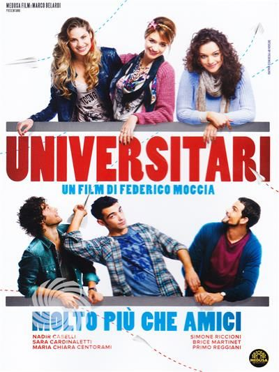 Universitari - Molto più che amici - DVD - thumb - MediaWorld.it