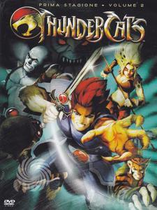 Thundercats - DVD - Stagione 1 - thumb - MediaWorld.it