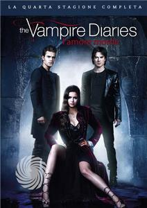 The vampire diaries - L'amore morde - DVD - Stagione 4 - thumb - MediaWorld.it