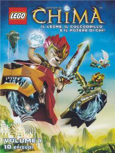 Lego - Legends of Chima - DVD - Stagione 1 - thumb - MediaWorld.it