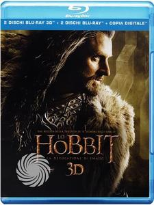 Lo Hobbit - La desolazione di Smaug - Blu-Ray  3D - thumb - MediaWorld.it