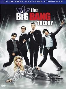 The big bang theory - DVD - Stagione 4 - MediaWorld.it