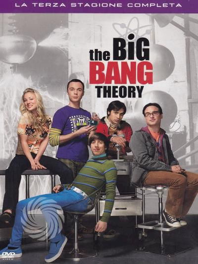 The big bang theory - DVD - Stagione 3 - thumb - MediaWorld.it