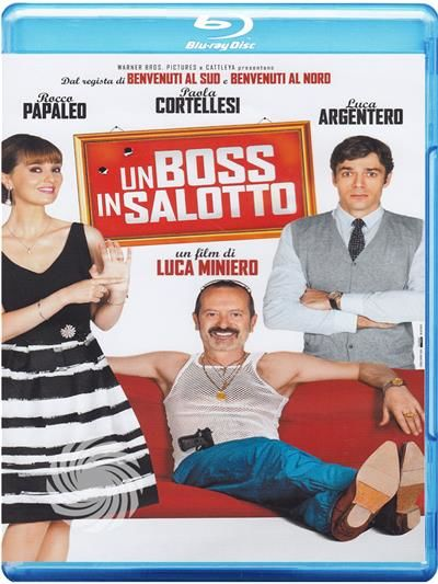 Un boss in salotto - Blu-Ray - thumb - MediaWorld.it