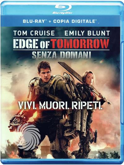 Edge of tomorrow - Senza domani - Blu-Ray - thumb - MediaWorld.it